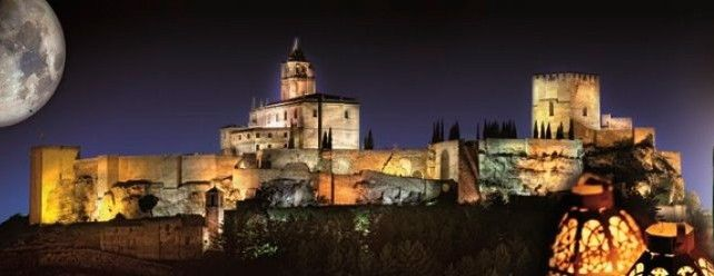 Alcalá, cradle of art and artists (Magic Night)